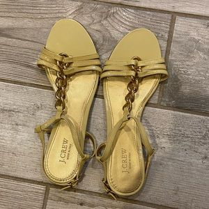 MADE IN ITALY J.CREW SANDALS
